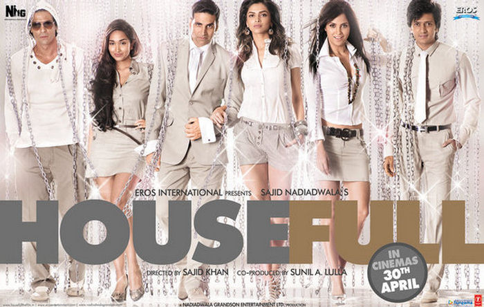 Housefull 2010 - Movie Stills 150405,xcitefun-housefull-poster-2