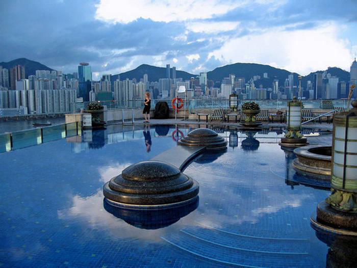 Most Beautiful Backyard Pools : Most Beautiful Swimming Pools  Art, Design