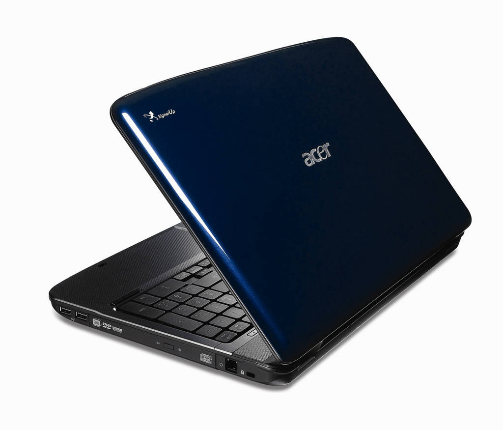 Acer Aspire 5740DG: Laptop for 3D Games and Movies