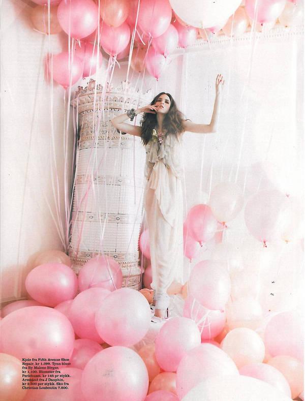 balloons fashion photography - photo #34
