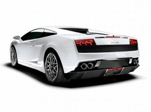 Lamborghini Offers The New LP5704 SV Model Car