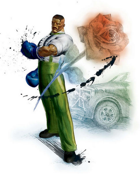 street fighter 4 wallpaper. 1 Super Street Fighter 4