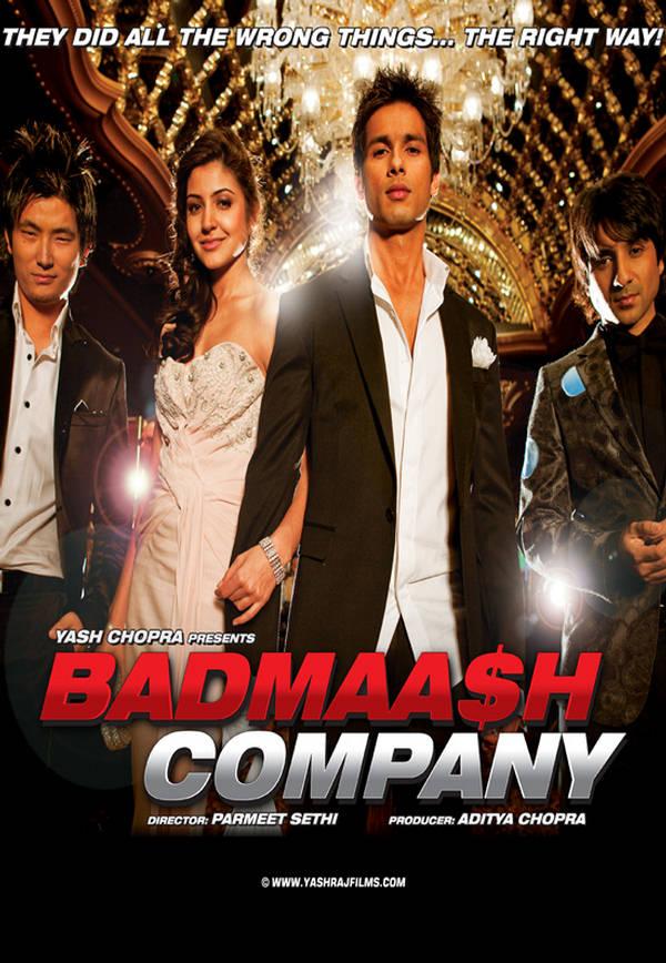 Badmaash Company 155190,xcitefun-badmaash-company-poster