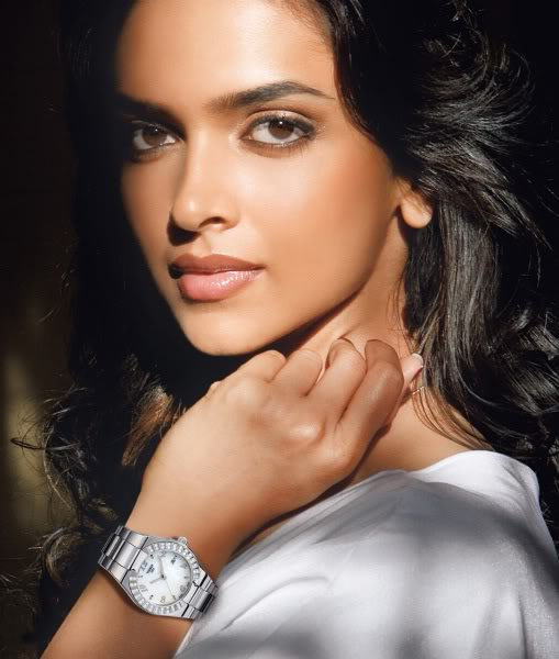 Rebecca black blog deepika padukone tissot watches photo shot for Woman celebrity watches