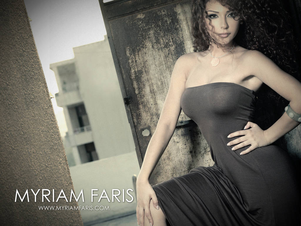 Myriam Fares Lebanese Singer Wallpapers