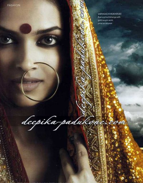 Deepika Padukone for Bandhan Magazine Full Photo Shoot 157778,xcitefun-d7