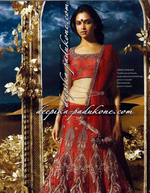Deepika Padukone for Bandhan Magazine Full Photo Shoot 157779,xcitefun-d6