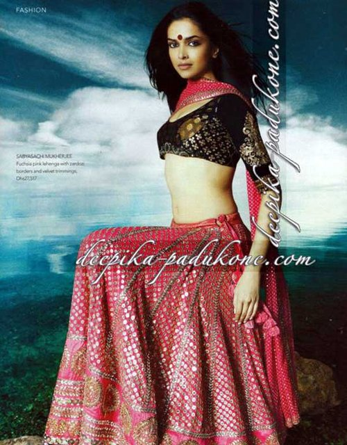Deepika Padukone for Bandhan Magazine Full Photo Shoot 157780,xcitefun-d5