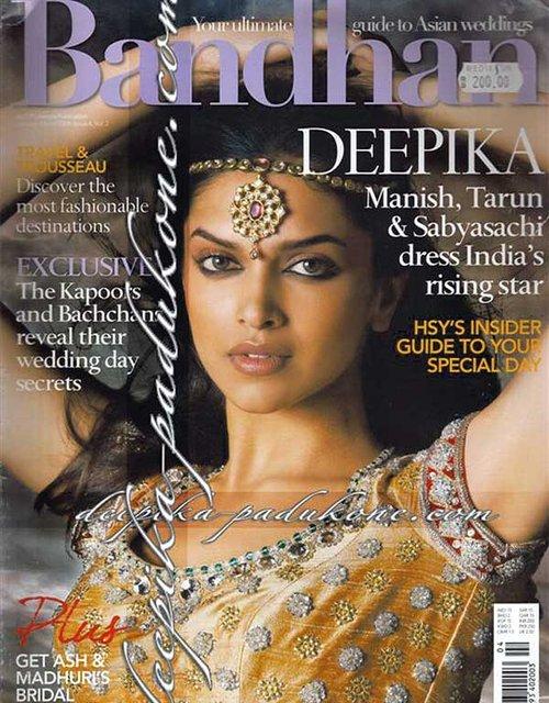 Deepika Padukone for Bandhan Magazine Full Photo Shoot 157783,xcitefun-deepika