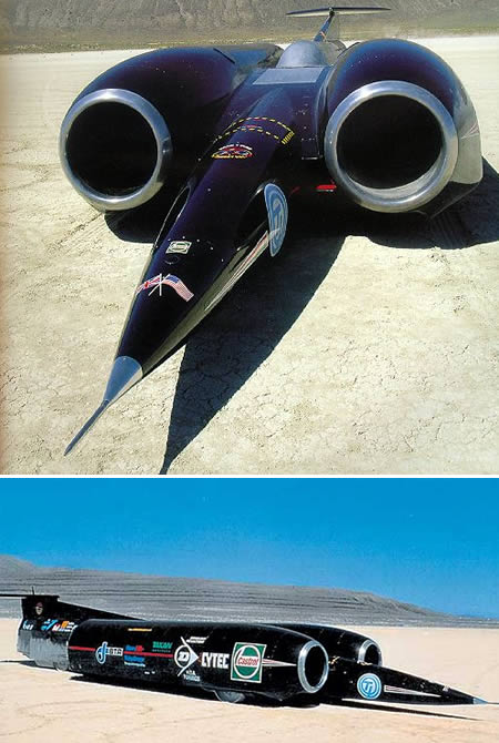 Worlds Strangest Vehicles