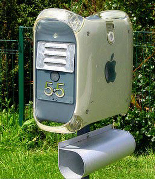 Mailbox Designs Creative mailbox designs