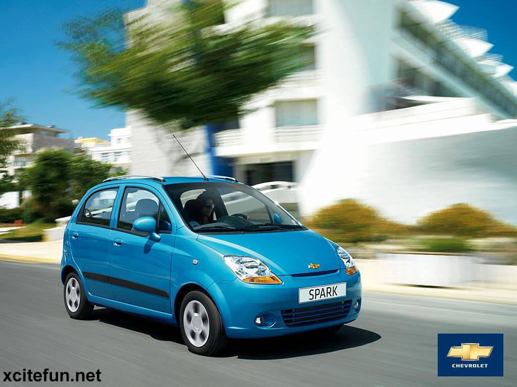 chevrolet spark fuel efficient small car. Black Bedroom Furniture Sets. Home Design Ideas