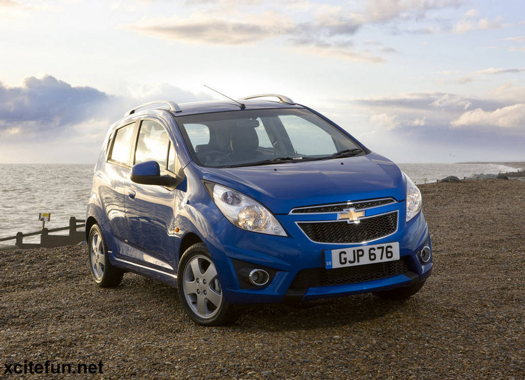 Chevrolet Spark - Fuel-Efficient Small Car - XciteFun net