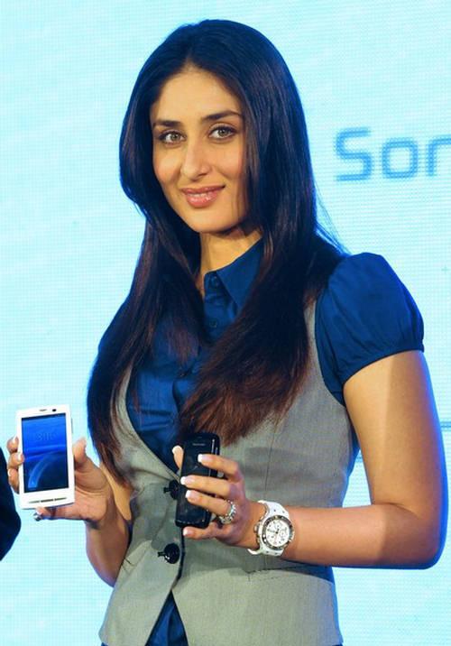 Kareena Kapoor - The Sony Ericsson Girl 158374,xcitefun-kareena-xperia-launch