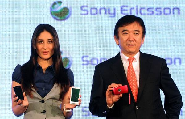 Kareena Kapoor - The Sony Ericsson Girl 158376,xcitefun-kareena-sony-ericsson