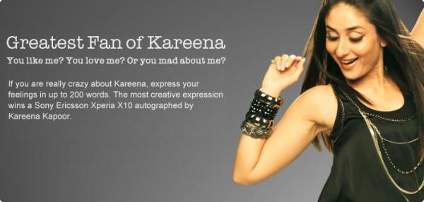 Kareena Kapoor - The Sony Ericsson Girl 158377,xcitefun-kareena-sony-ericsson-ad