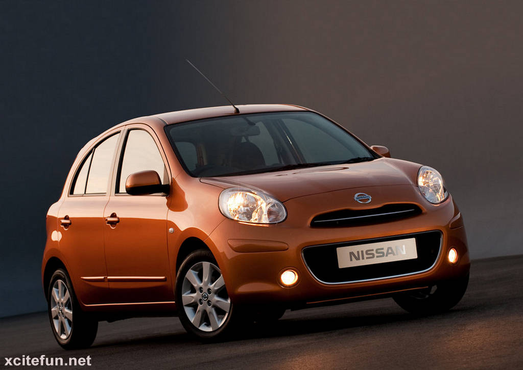 2010 nissan micra india wallpapers. Black Bedroom Furniture Sets. Home Design Ideas