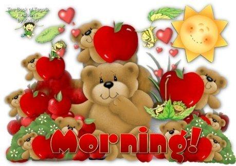 wish u happy gud morning 2 all sweet members wish u happy gud morning ...