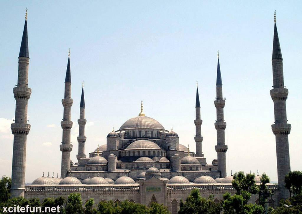 Turkey Blue Mosque 68