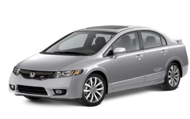 Honda Civic Si Sedan Car and Information 159162,xcitefun-si-si-34front