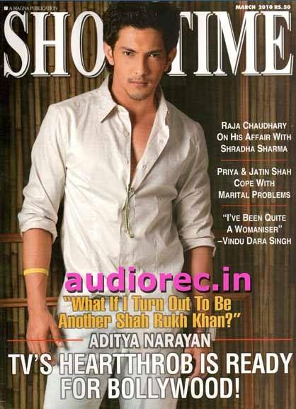 Aditya Narayan on ShowTime - March 2010 160371,xcitefun-adity-show