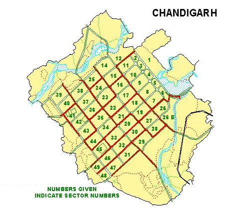 chandigarh Maps 160390,xcitefun-chandigarh-map-s