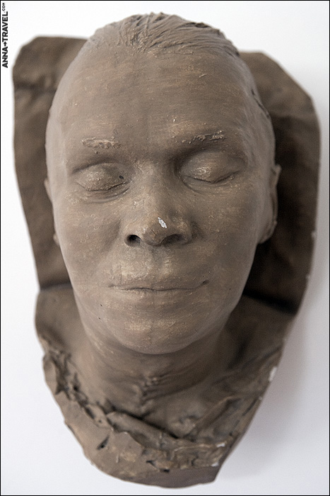 Death Masks of the Famous Soviet People