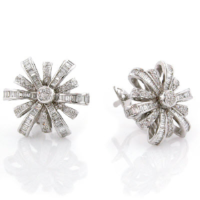 Diamond Jewelry Earings