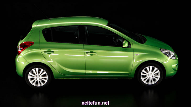 Hyundai I20 Compact Car Wallpapers Xcitefun Net