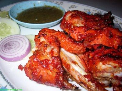 boneless tandoori chicken