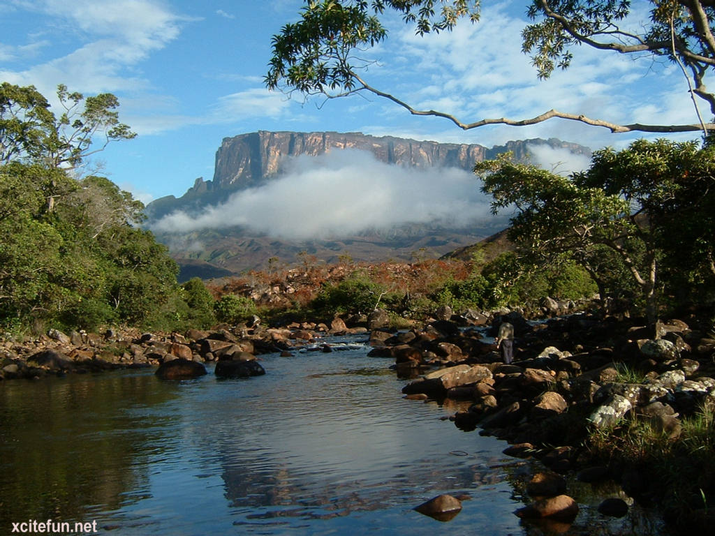 Mount Roraima The Highest Tabletop Mountain Xcitefun Net