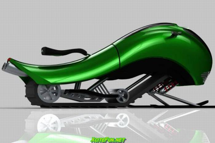 Snowmobile The New Concept Of Skating Xcitefun Net