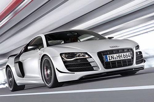 Audi R GT The Running Car XciteFunnet - Audi car latest model