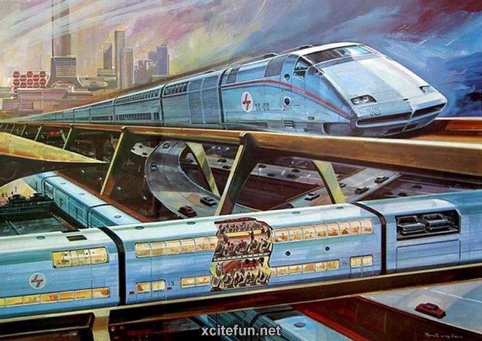 Retro Future - The Predictions of The Past