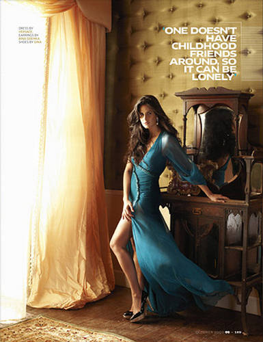 Katrina Kaif Looks Awesome in GQ India Photo Shoot