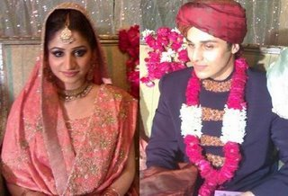 Here Is Some Pics Of Actors Husband Wife Part 1 : Funny, Strangeahsan khan wedding pictures