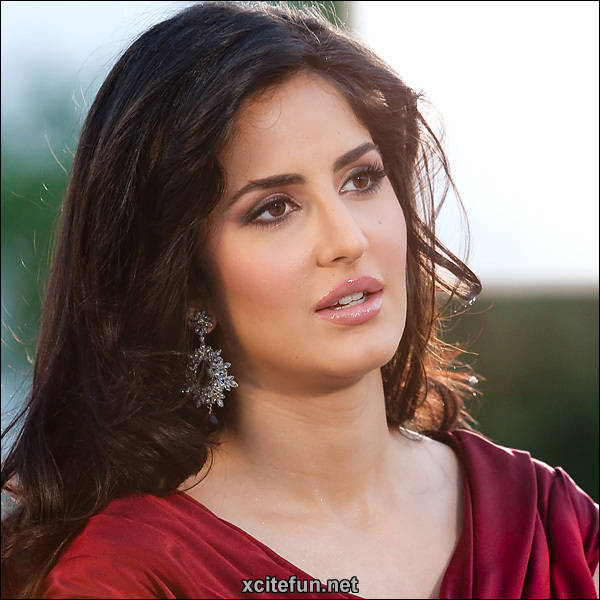 Katrina Kaif  Ravishing in Red