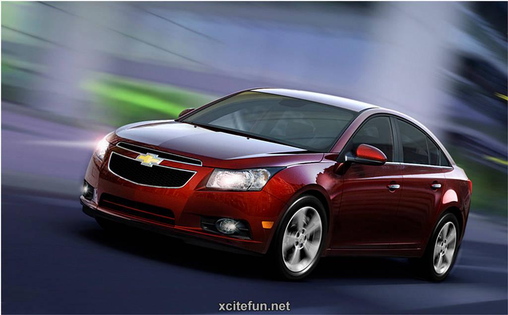 Chevrolet Cruze Dimensions | Autos Post