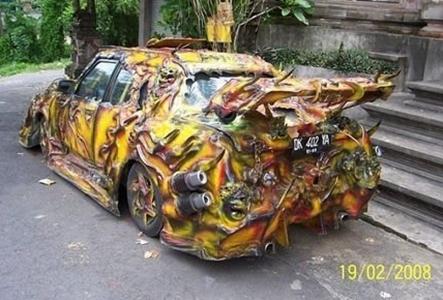 car paint