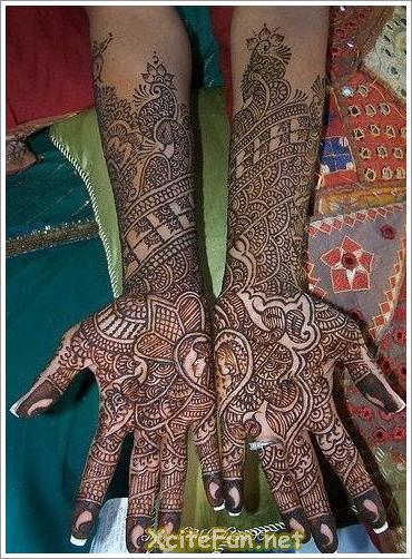 full hand bridal arabic mehndi design   xcitefun