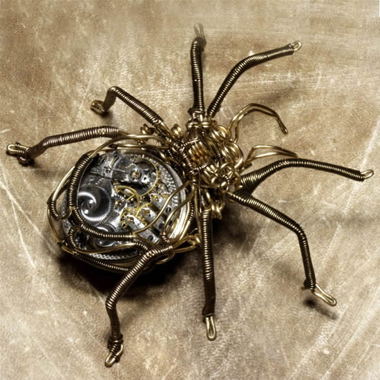 steampunk wire art for - photo #4