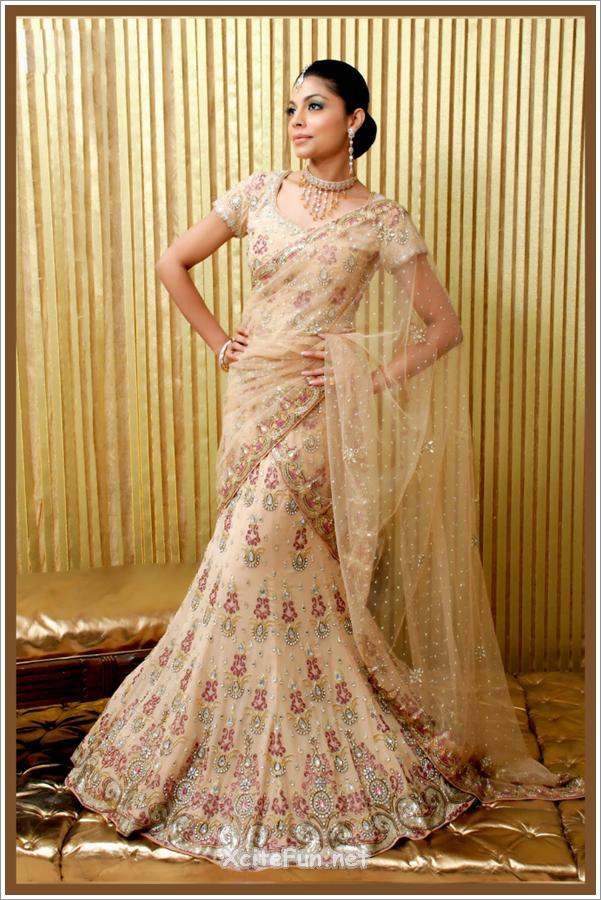 wedding bridal wear lehnga with hervey work xcitefun net