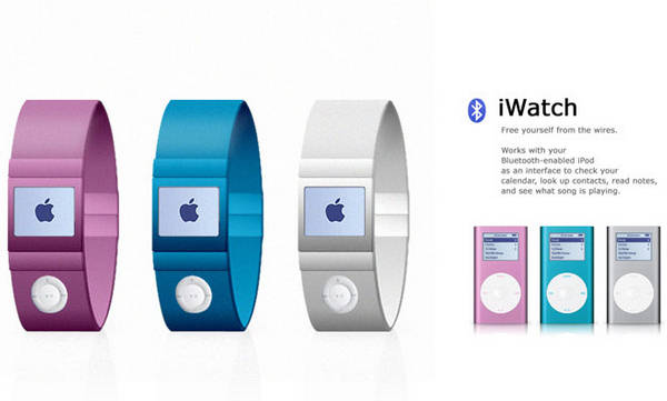 Apple iWatch Collection Tame Time