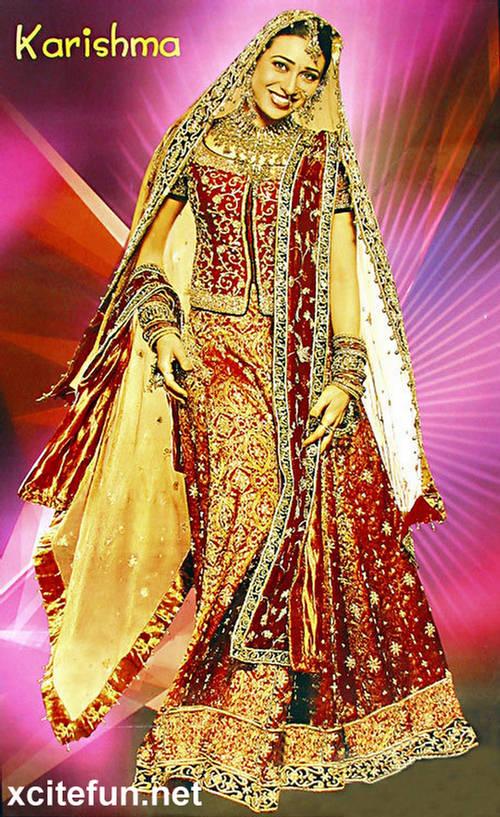 Image Of Dulhan Dress | Popular Photography