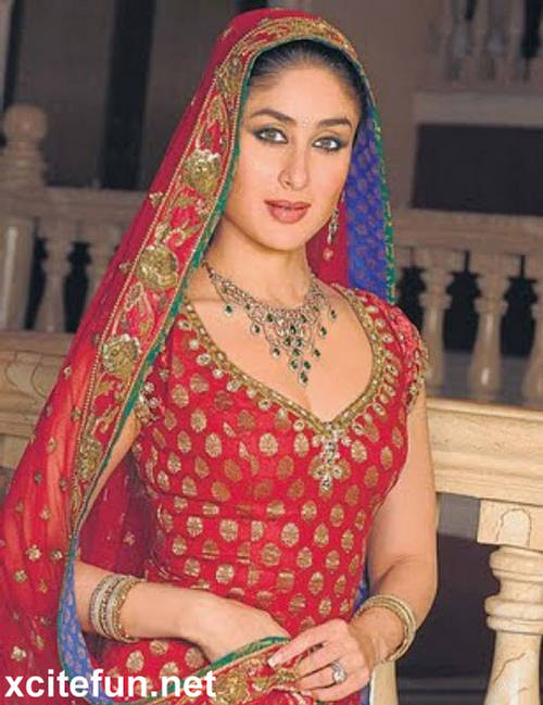 Bollywood Brides - Actresses In Bridal Dress