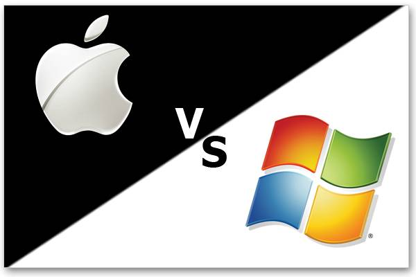 apple inc vs microsoft Mac vs pc comparison a pc generally refers to a computer that runs on the windows operating system it is also defined as an ibm-compatible computer apple, inc microsoft (windows), ubuntu (linux), sun (solaris), etc gaming.