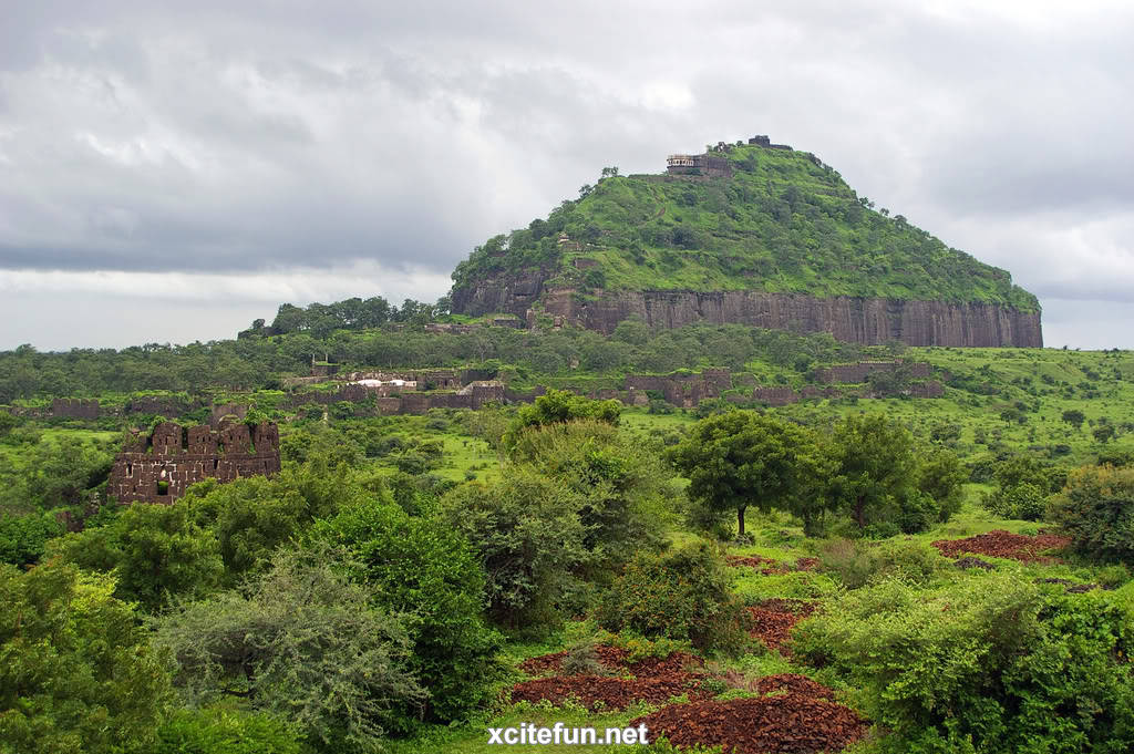 Daulatabad India  city images : Daulatabad Fort India The City of Fortune : Travel Tourism