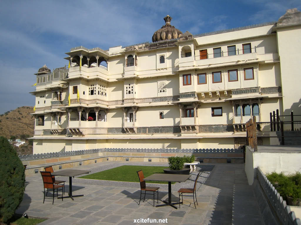 Devi Garh Palace - The Historic Hotel Of India