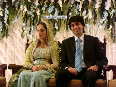 Pakistani Celebreties.....wedding picxx.....