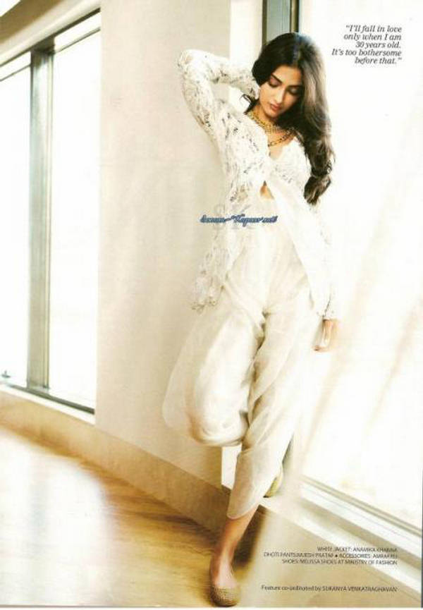 Sonam Kapoor  The Sizzling Singleton